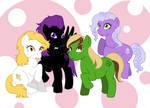 BICP - Being Ponies