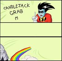 CANDLEJACK GRAB M by ErinPtah