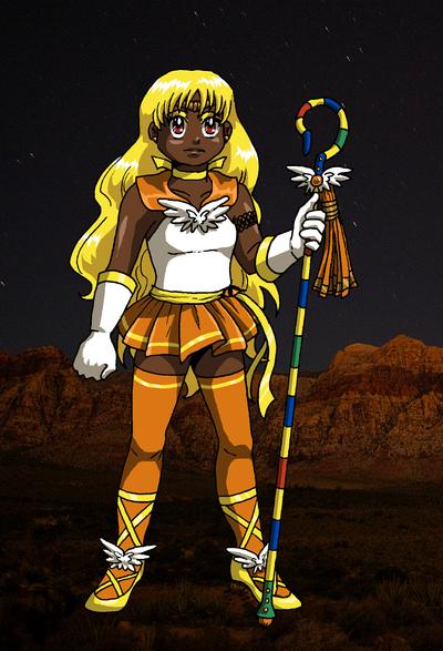 Sailor Osiris