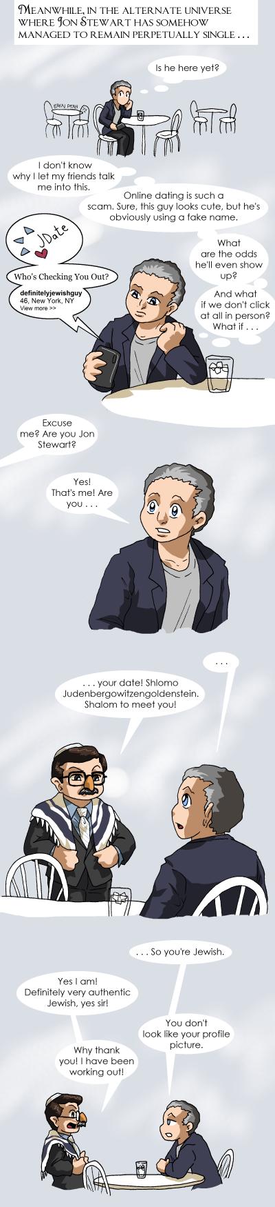 Jon's JDate Adventure by ErinPtah