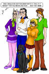 Scooby Doo crossover