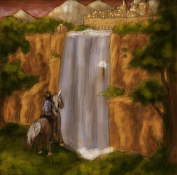 Leif and Thorn - Homecoming by ErinPtah