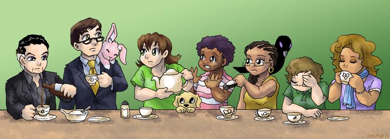 A BICP Tea Party