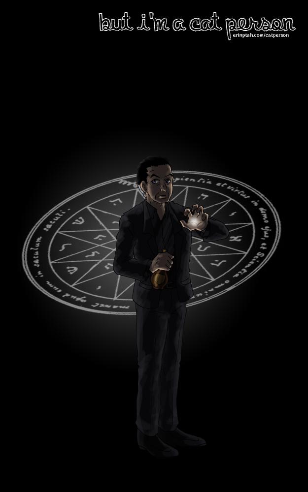 BICP - Master Cohen by ErinPtah