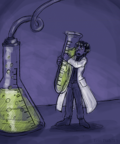 Tiny Science by ErinPtah
