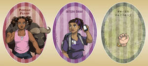 Night Vale Daemons And Their Girls