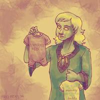 Palette Meme - Mama Palmer shopping, I by ErinPtah