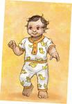 Ducky Pajamas by ErinPtah