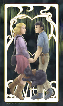 Lyra Belacqua and Will Parry - The Saviors