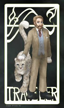 Lord Asriel - The Traveler