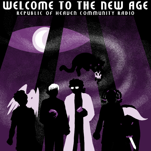 Welcome To The New Age by ErinPtah