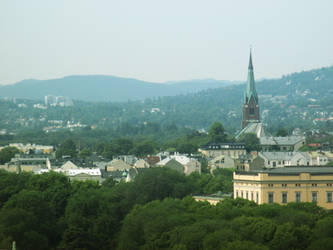 Oslo - The Spire by ErinPtah
