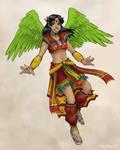 Commission - Sailor Garuda