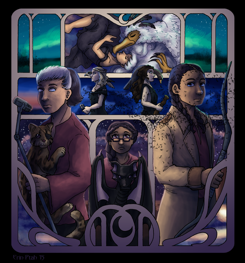 Witches and Sons by ErinPtah