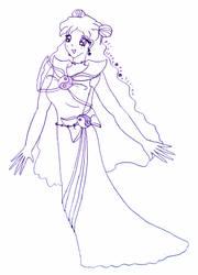 Vintage - priestess of Elysion by ErinPtah