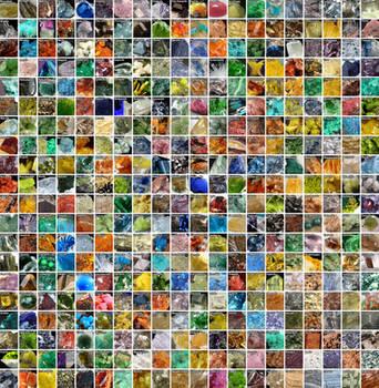 Underused Gemsona Mineral Reference Sheet by ErinPtah