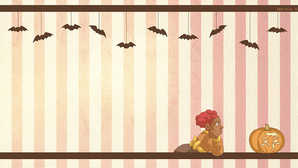 Wallpaper - Bats for the Batty