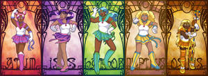 Senshi of the Sunlit Millennium