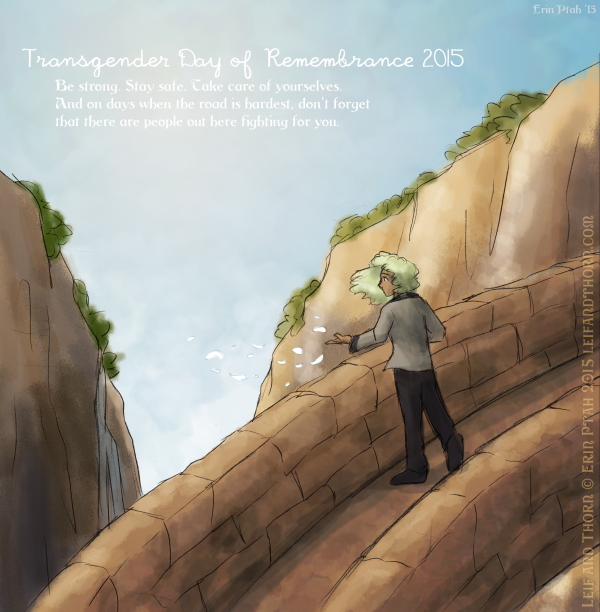 Remembering those we've lost, 2015