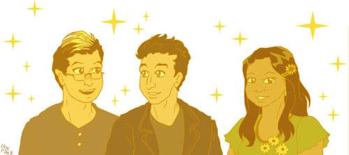 Pop Star Kids by ErinPtah