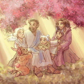Good With Kids by ErinPtah