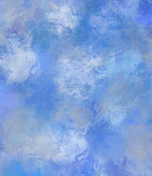 Blue Paint background -free- by ErinPtah