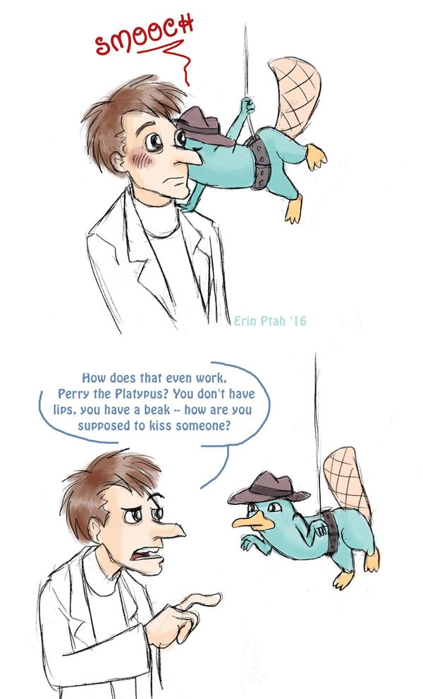 Doofensmooch. by ErinPtah