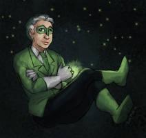 Green Lantern Stewart by ErinPtah