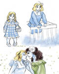 Dorothy through the ages