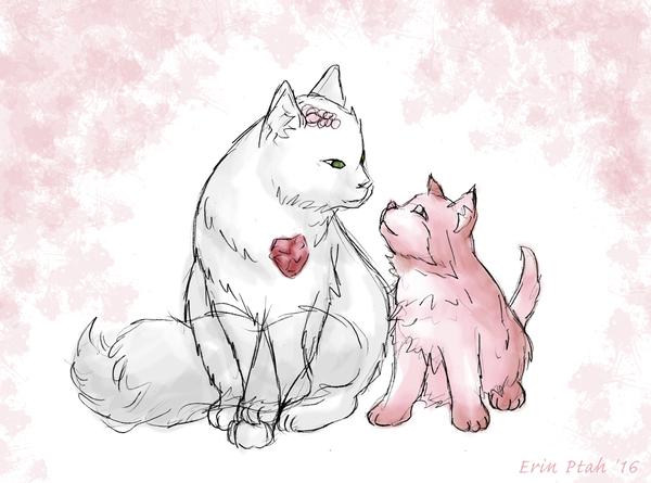 The Wonderful Kitties of Oz by ErinPtah