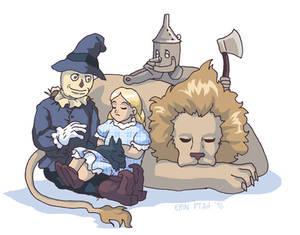 Sleepin' Dorothy