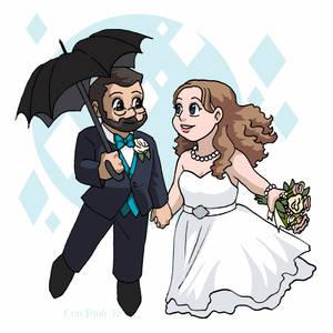 Reward Chibis - Wedding Dreamers
