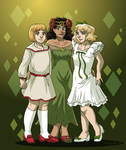 Ozma has a Type. by ErinPtah
