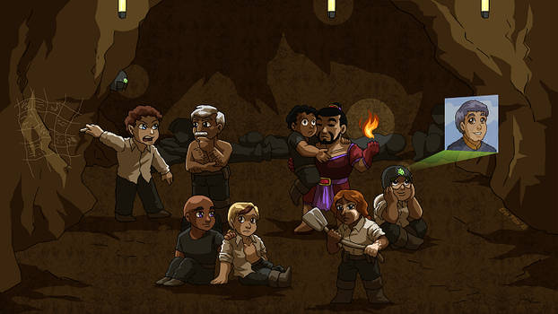 Wallpaper - Deep Underground