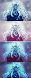 Shades of Blue by ErinPtah