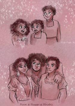 Rowan and the Twins