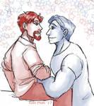 Super Husbands by ErinPtah