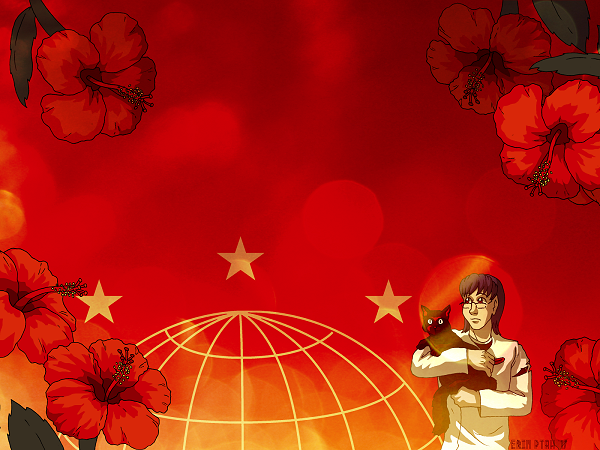 Wallpaper - International Workers' Day by ErinPtah