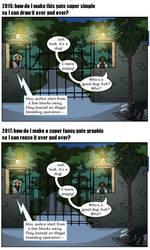 A Late Gate Update by ErinPtah