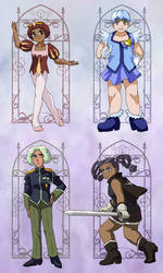 Magical Star Knights