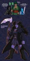 WiB-Del-Thorn Fusion - Bloodshot Iolite