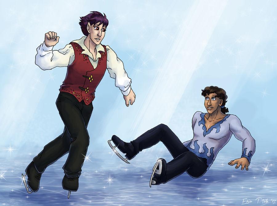 Leif!!! on Ice