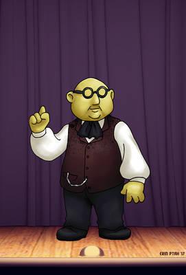 Muppet Masters - Jacobi