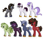 Embassy Ponies
