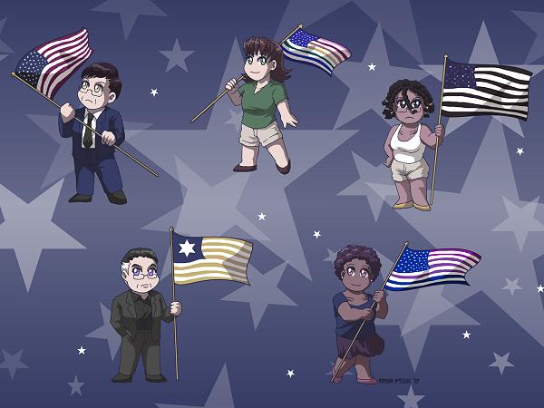Wallpaper - True Patriotism