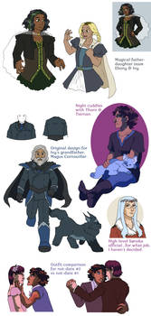 Leif and Thorn art roundup 2017