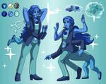 Blue Sea Glass -prototypes-