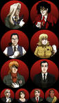 Shine Profiles - The Hellsings