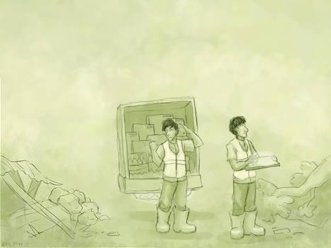 Wallpaper - Rebuilding