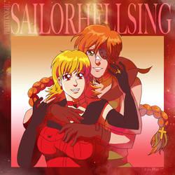 Ultimate Sailors Pip x Seras